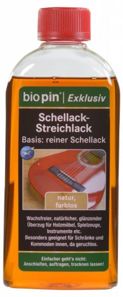 Schellack-Streichlack Farblos