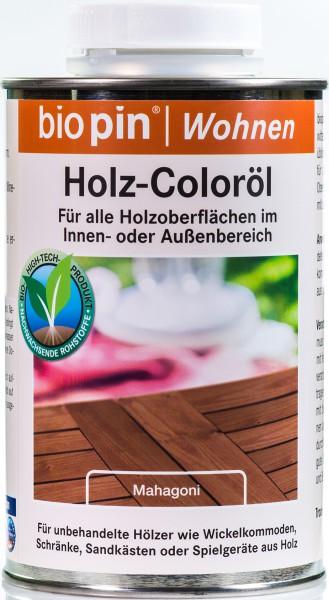 Holz-Coloröl Mahagoni