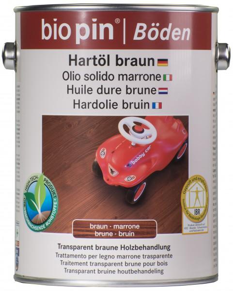Hartöl Braun
