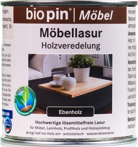 Möbellasur Ebenholz