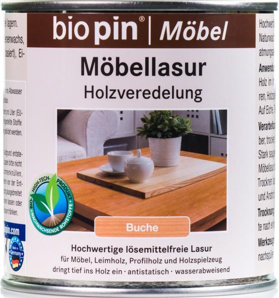 Möbellasur Buche