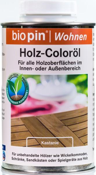 Holz-Coloröl Kastanie
