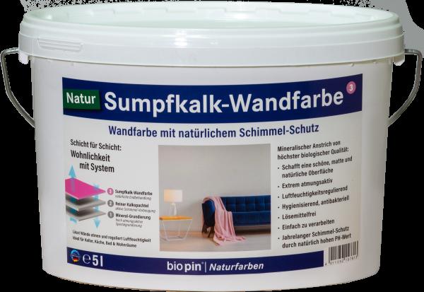 Sumpfkalk-Wandfarbe 10L