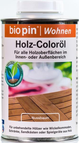 Holz-Coloröl Nussbaum