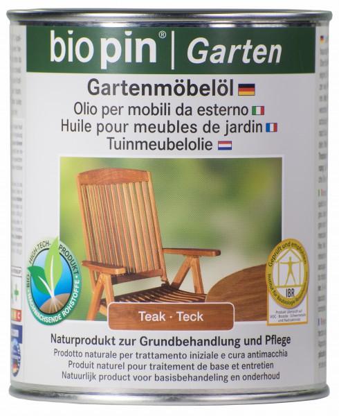 Gartenmöbelöl Teak