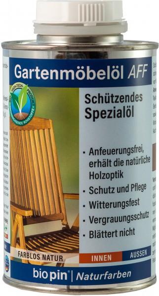 Gartenmöbelöl Farblos Natur 0,5L