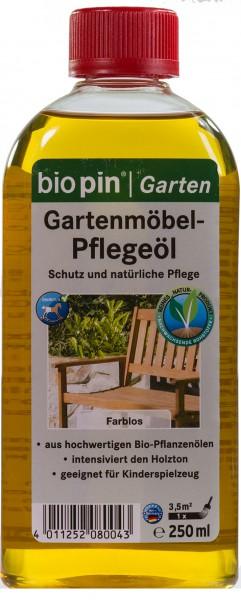 Gartenmöbel-Pflegeöl Farblos