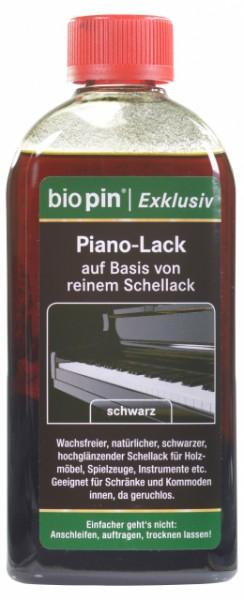 Piano-Lack Schwarz