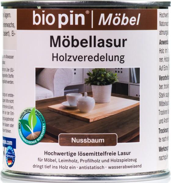Möbellasur Nussbaum