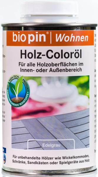 Holz-Coloröl Edelgrau