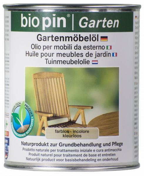 Gartenmöbelöl Farblos