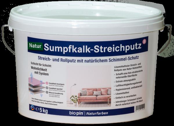 Sumpfkalk-Streichputz 5L